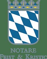 Notare Feist & Kristic: Notariat in Augsburg  Logo